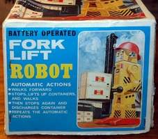 Forklift Robot by Horikawa