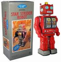 Star Strider Robot