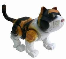 Tekno Kitty Robot