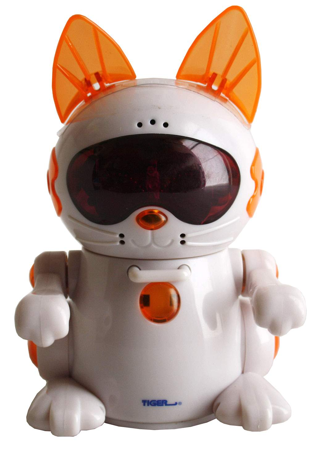 Meow Chi Robot Kitten Interactive Cat By Tiger Electronics The Old Robots Web Site