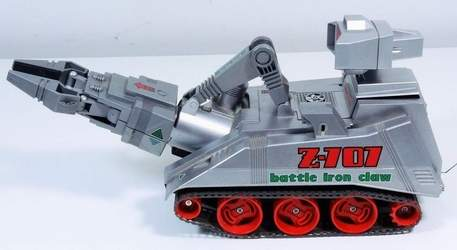 Z-707 Iron Claw by Radio Shack
